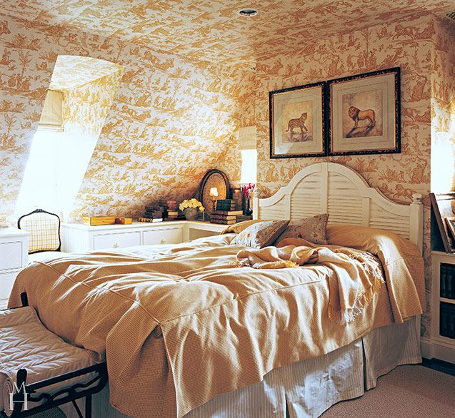 Cottage Decor: Bedroom | Mona Hajj Interiors