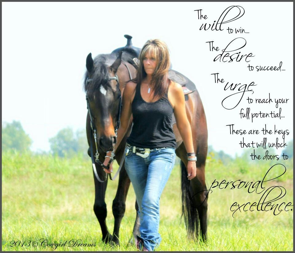 love this!! country, cowgirls, quotes | Posts I have used ...