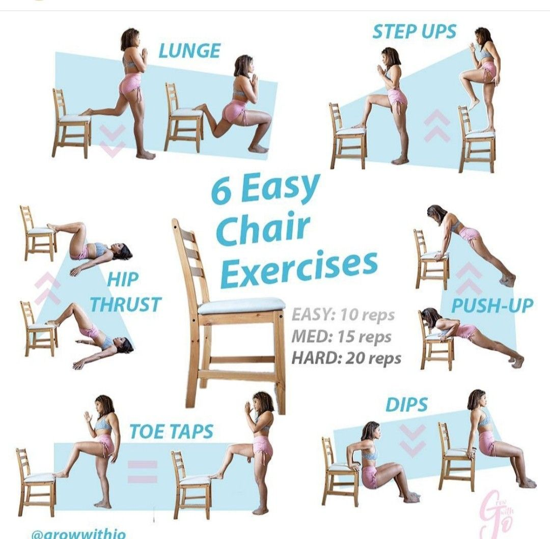 Pin By China Davis On Chair Exercising Chair Exercises At Home Workouts Exercise