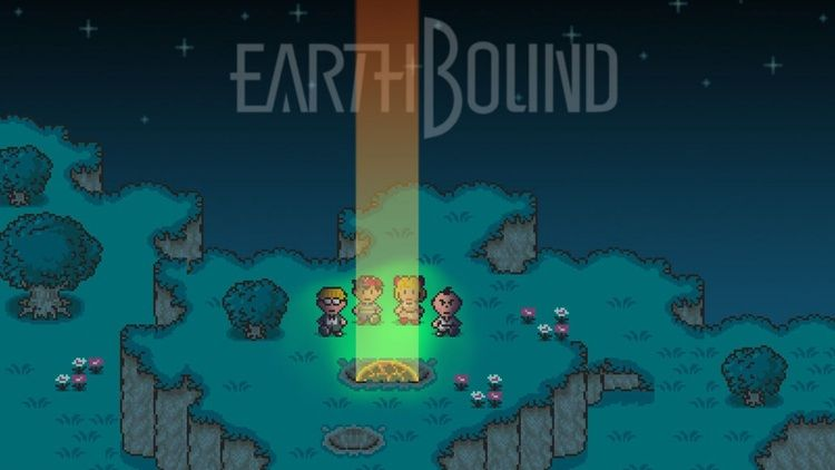 Earthbound' is one of the Weirdest, Most Surreal Video Games