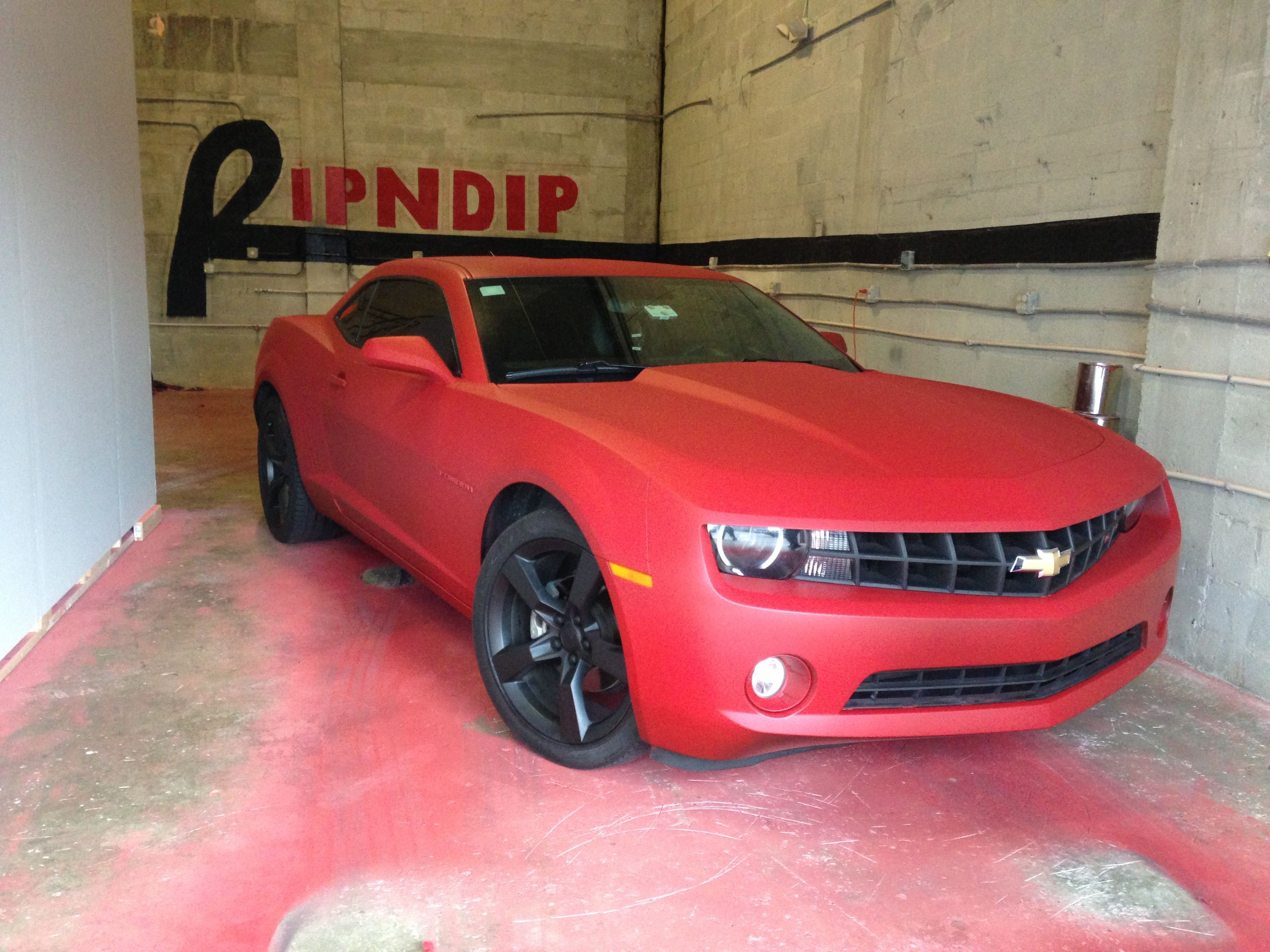 Plasti Dip On Cars! Newest Way To Paint/wrap Your Car In