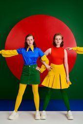 LM Chabot – Twins  LM Chabot photography art direction set design creativity t...  #Art #Chabot #Creativity #design #Direction #Photography #Set #Twins