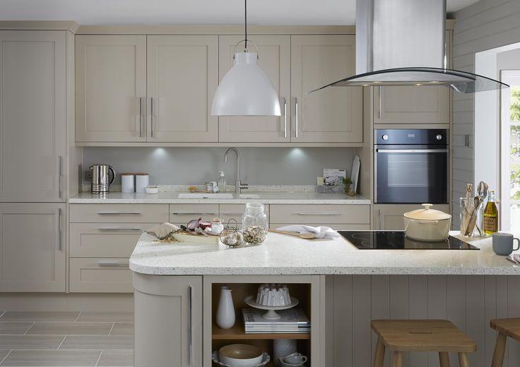 Cashmere Shaker Kitchen   Google Search