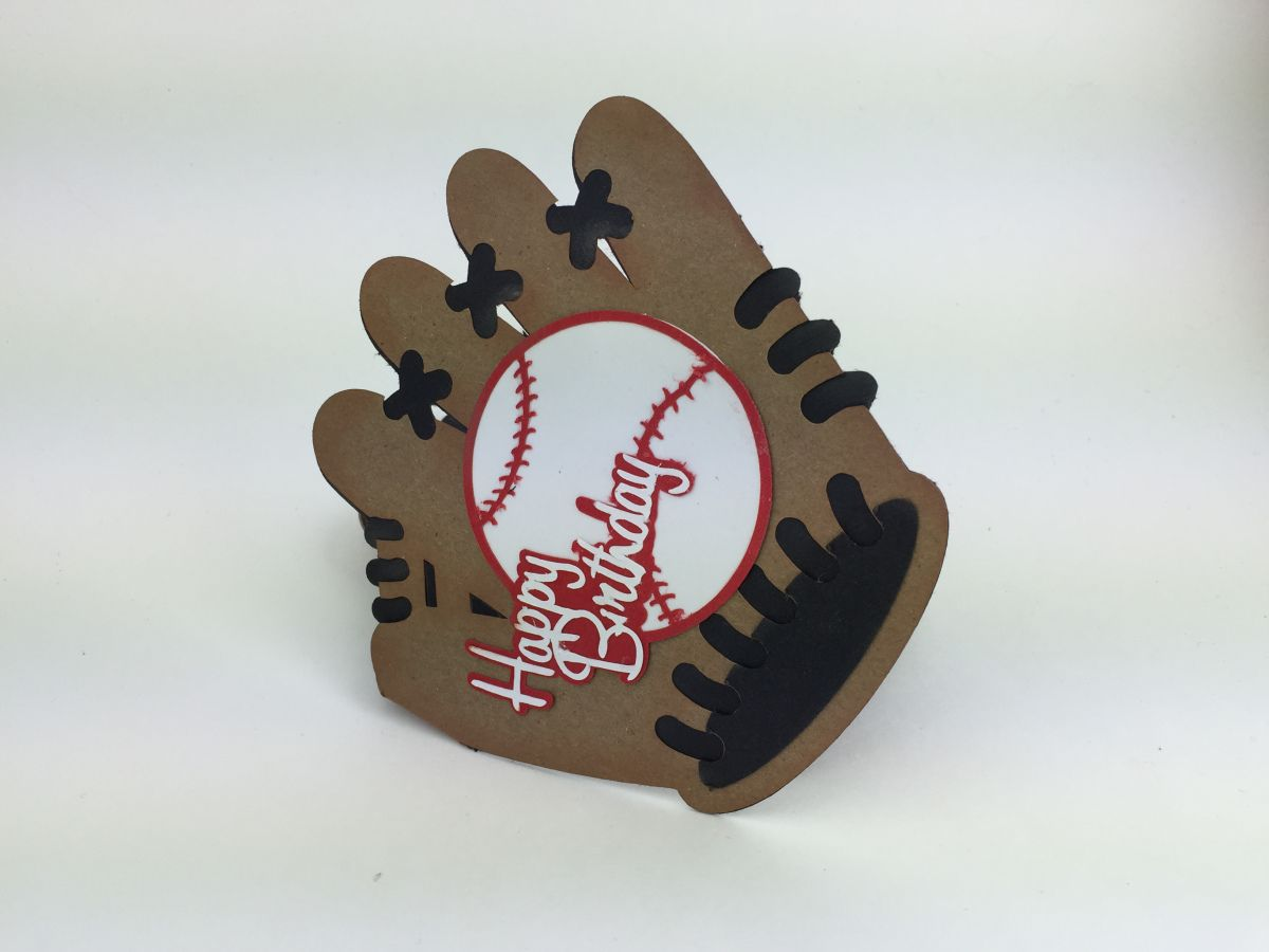 Baseball Birthday Card Crafts Baseball Birthday
