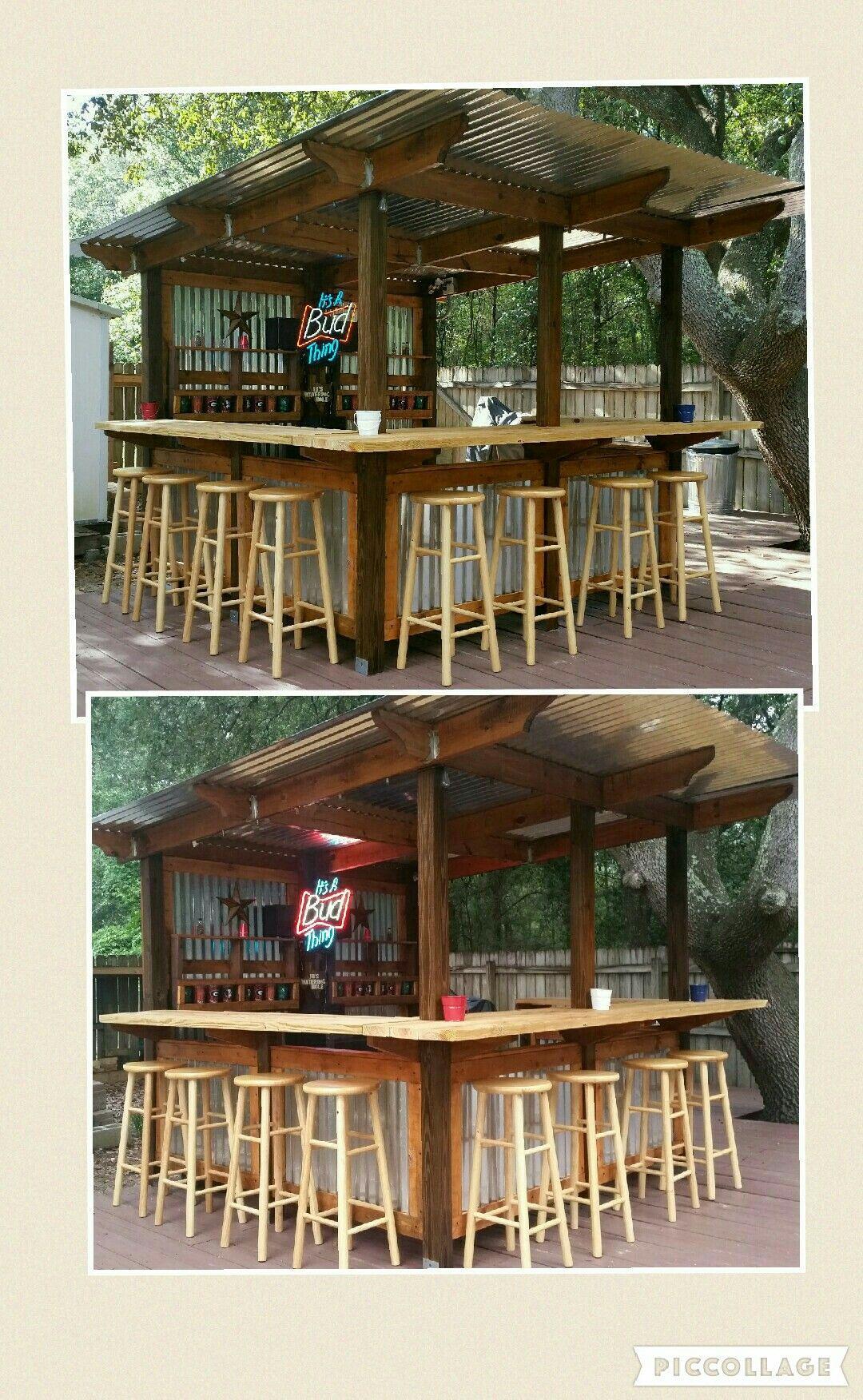 Bar Para Patio
