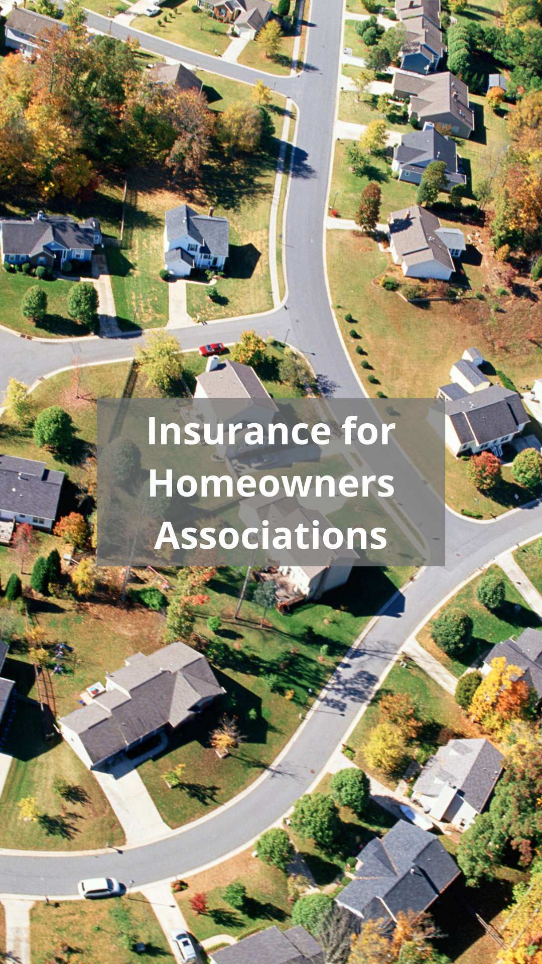 Insurance For Condominium And Homeowner Associations Can Be