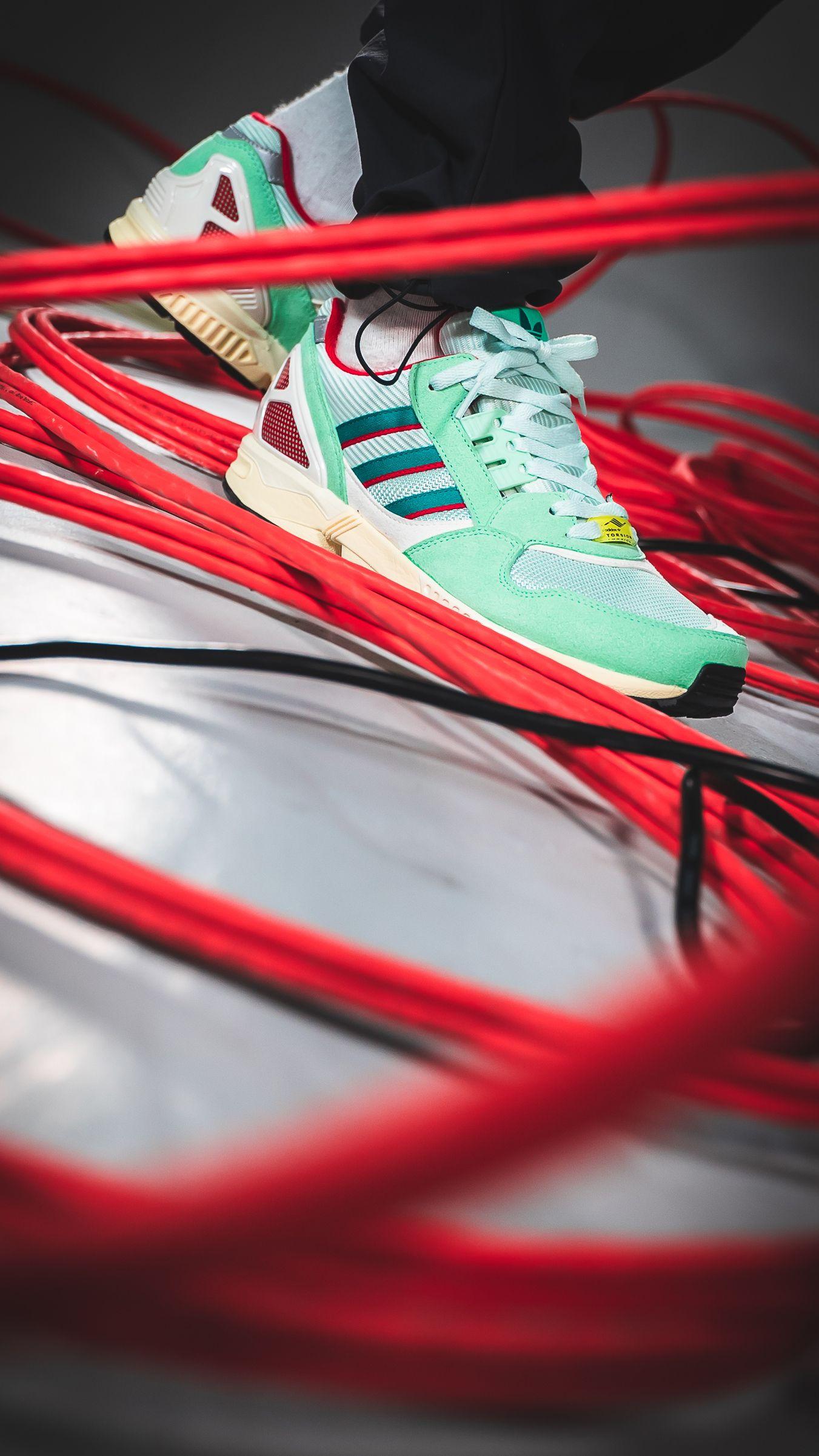 in 9000 OGwhite mint greenFU8403Schuhe adidas ZX 2IHeWD9EY