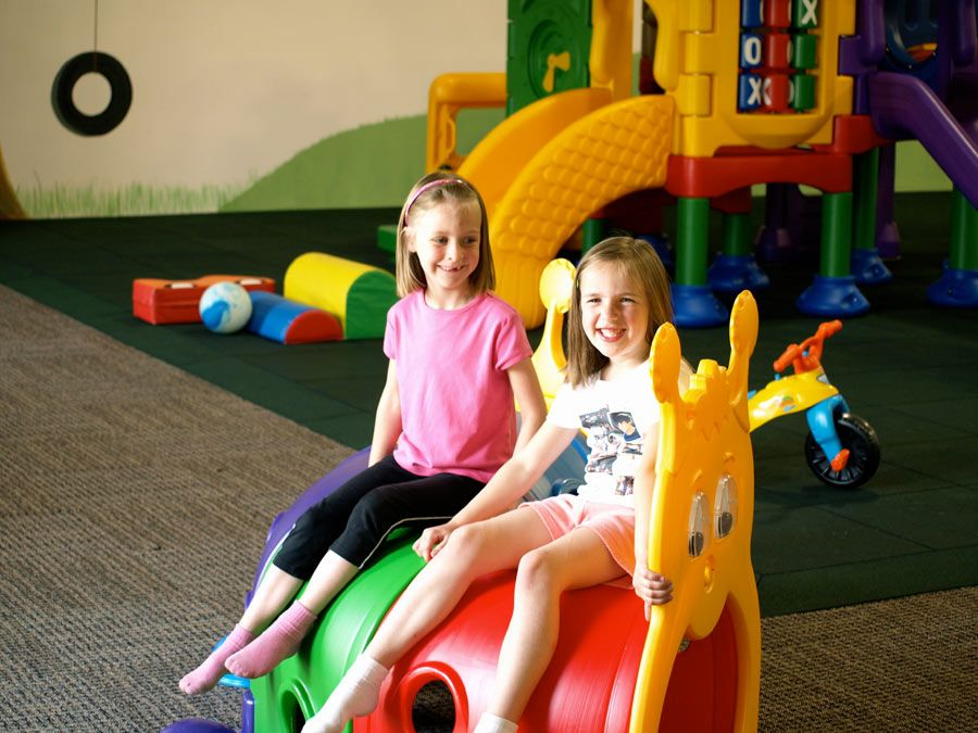 The Big Backyard located in New Berlin, Wis., is a great ...