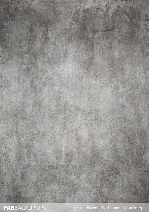 Distressed Light Concrete Backdrop Grey Gray Concrete Wall