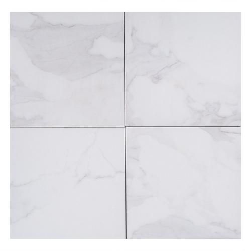 Dimarmi Bianco Porcelain Tile 12in X 100129857 Floor And Decor