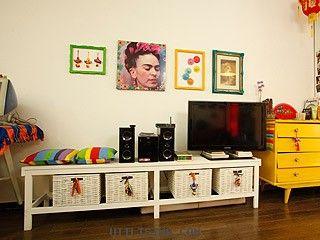 Grandes ideas espacios chicos fox life buscar con google for Utilisima decoracion de interiores