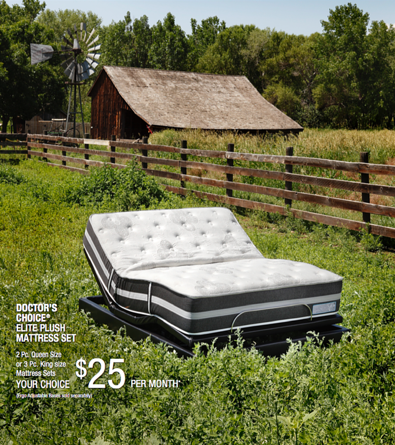 Introducing The Doctor S Choice Elite Plush Mattress Set From