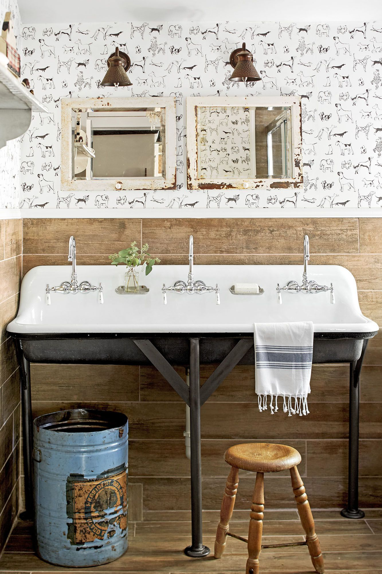 8 Clever Design Ideas That Caught My Eye Diy bathroom