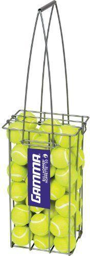 Gamma Hoppette 50 Tennis Ball Hopper Http Www Amazon Com Dp B000pryiss Ref Cm Sw R Pi Awdm S6kiub1vh9jk9 Tennis Crafts Tennis Ball Crafts Tennis Ball