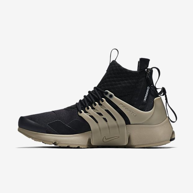 7162e8cc0af12 NikeLab Air Presto Mid x Acronym Men s Shoe Nike Presto
