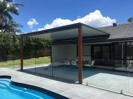 Image Result For Reverse Skillion Verandah Roof With Flyover Skillion Roof Pergola Carport Designs