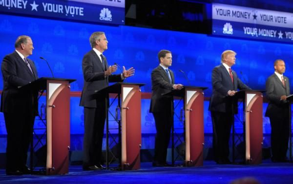 WASHINGTON (AP) — Republican presidential candidates have agreed on a series of demands to give them greater control of debates, as the GOP's frustrated 2016 class works to inject changes into a nominating process that was supposed to create a smoother path to the White House.