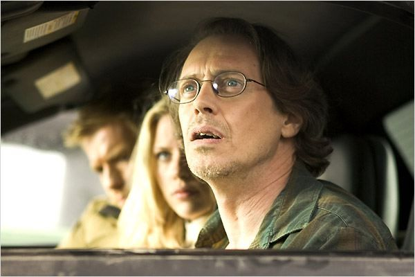 "Steve Buscemi in ""The Island"""