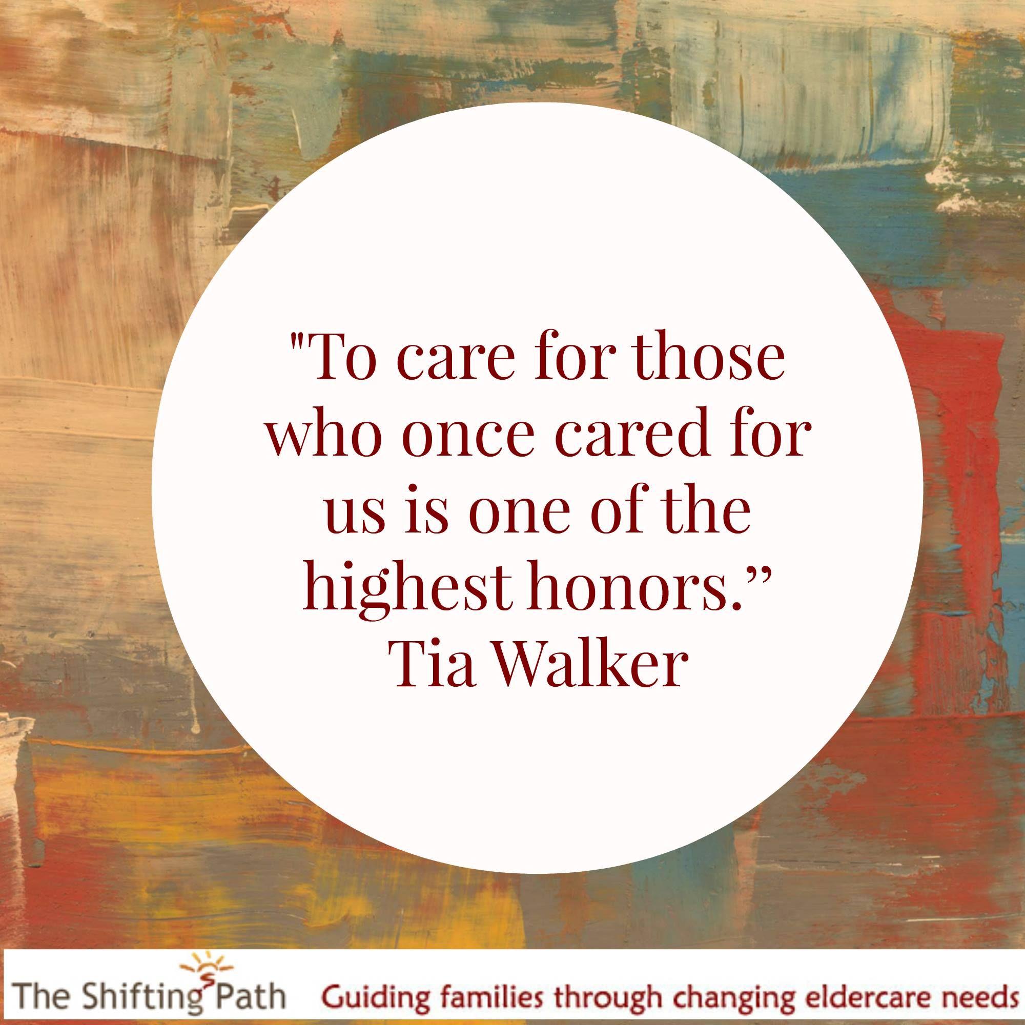 tia walker quote