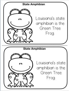 Louisiana Fact Booklet: A State Study for Elementary