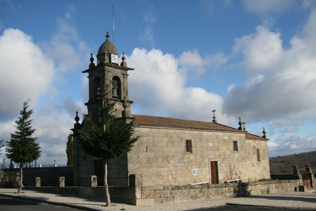 Igreja De Vilar De Perdizes Igreja Portugal