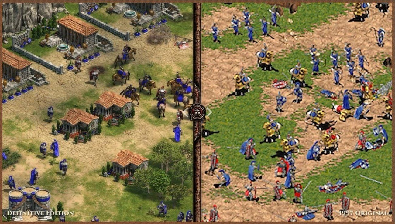 Age Of Empires Ii Definitive Edition Demo Bonus Content Age