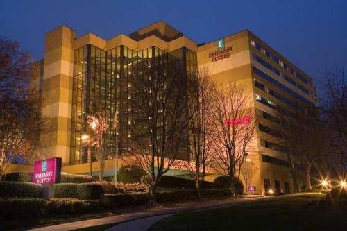 Emby Suites Hotel Atlanta Perimeter Center Ga United States Overview