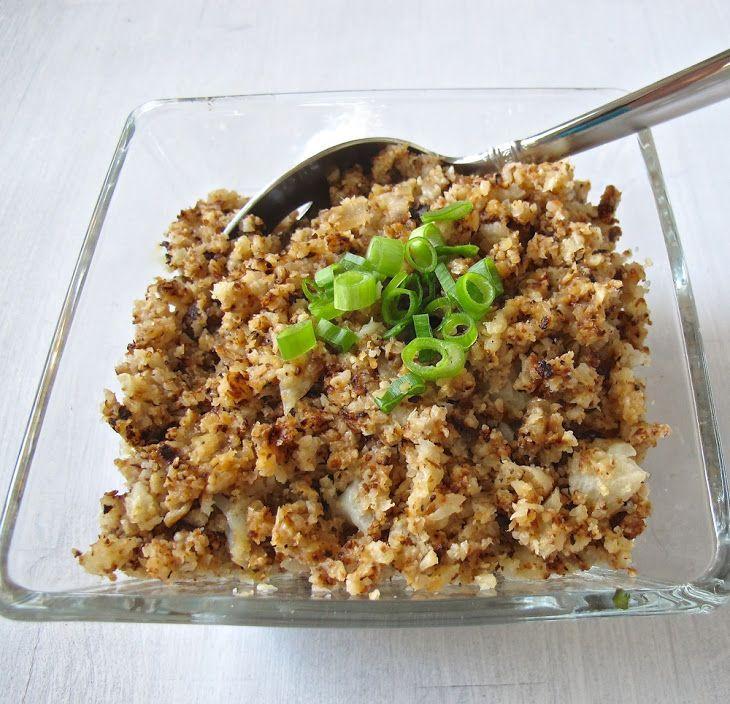 Cauliflower rice recipe cauliflower rice how to cook