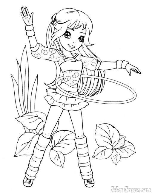 раскраска для девочек 6 8 лет Art раскраски феи