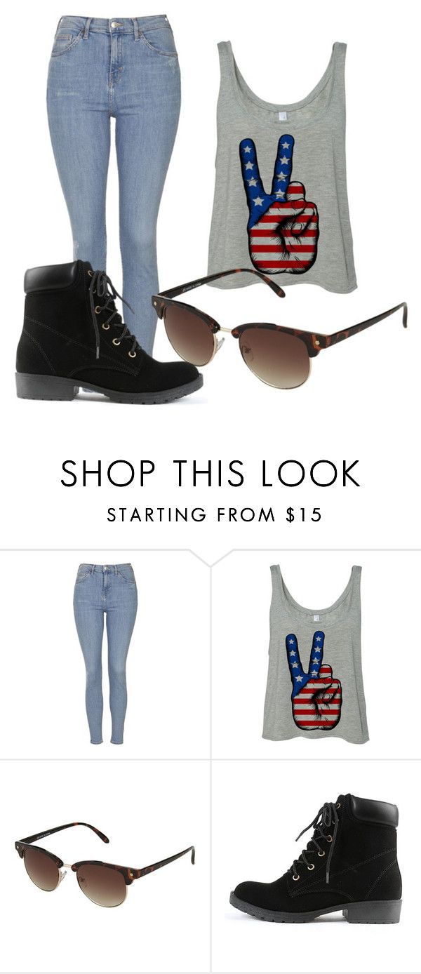 """Untitled #886"" by filhote-1207 on Polyvore featuring Topshop"