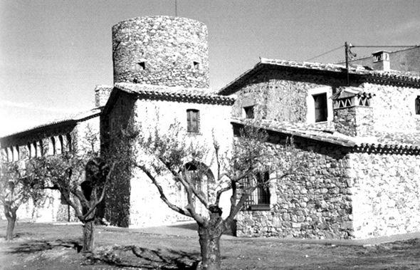 Arquitectura Tradicional Ii La Masía Catalana Masia Catalana Arquitectura Arquitectura Vernácula