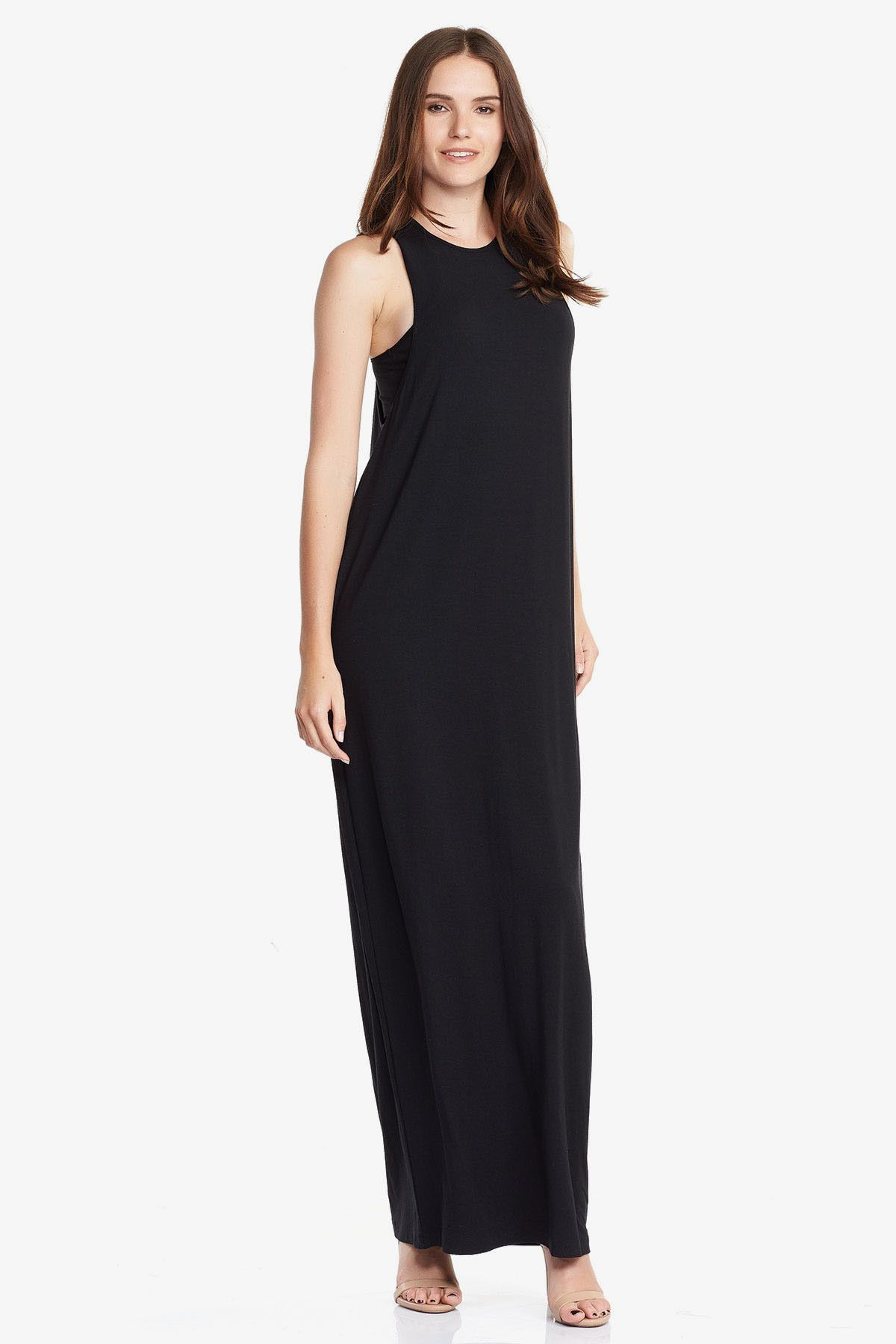 Marisole maxi in black products pinterest products