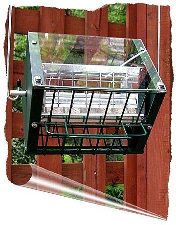 Squirrel Proof Suet Feeder By Rollerfeeder Squirrel Proof Bird Feeders Suet Feeder Bird Feeders