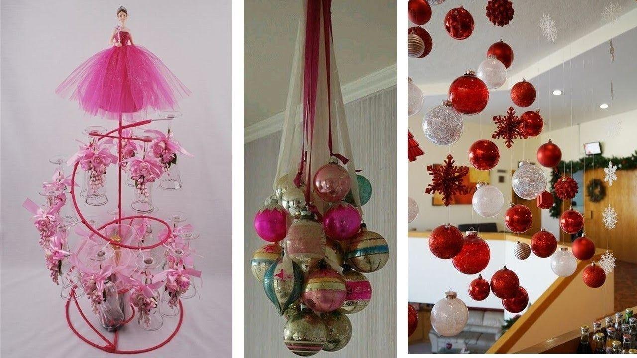 Diy Room Decor 18 Easy Handmade Crafts Ideas At Christmas For