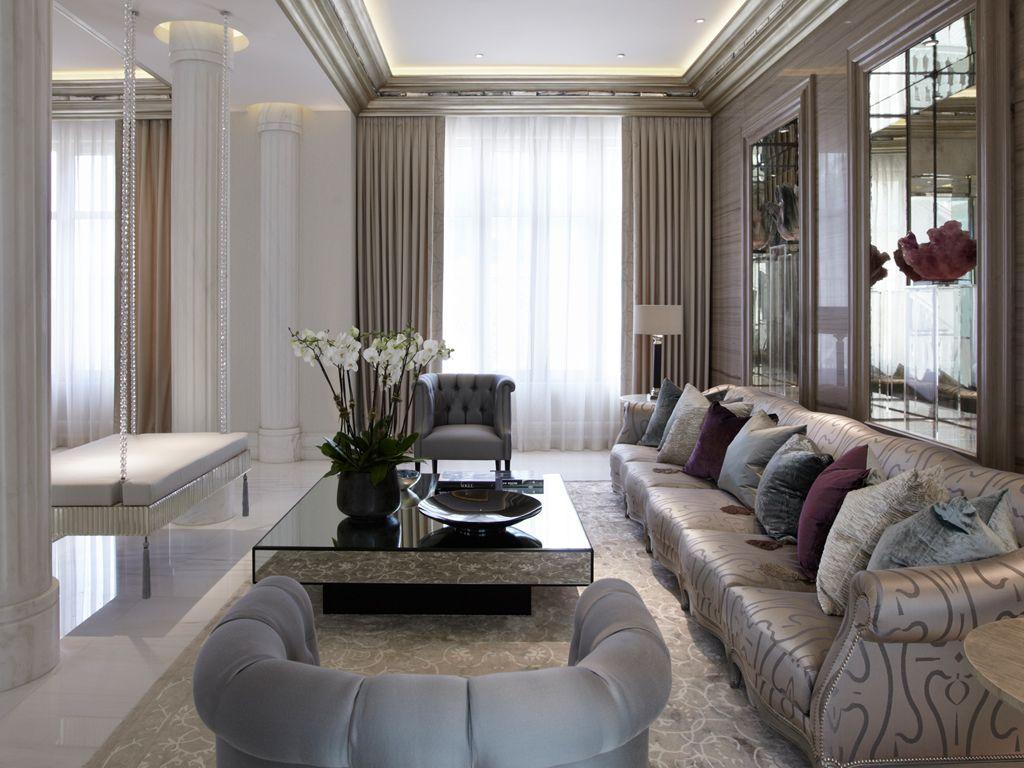 Charmant Villa, Kuwait | Louise Bradley | Interior Design