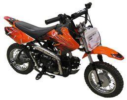 Crossipyörä 70cc Samurai Juniori | Rellunkulma.fi verkkokauppa