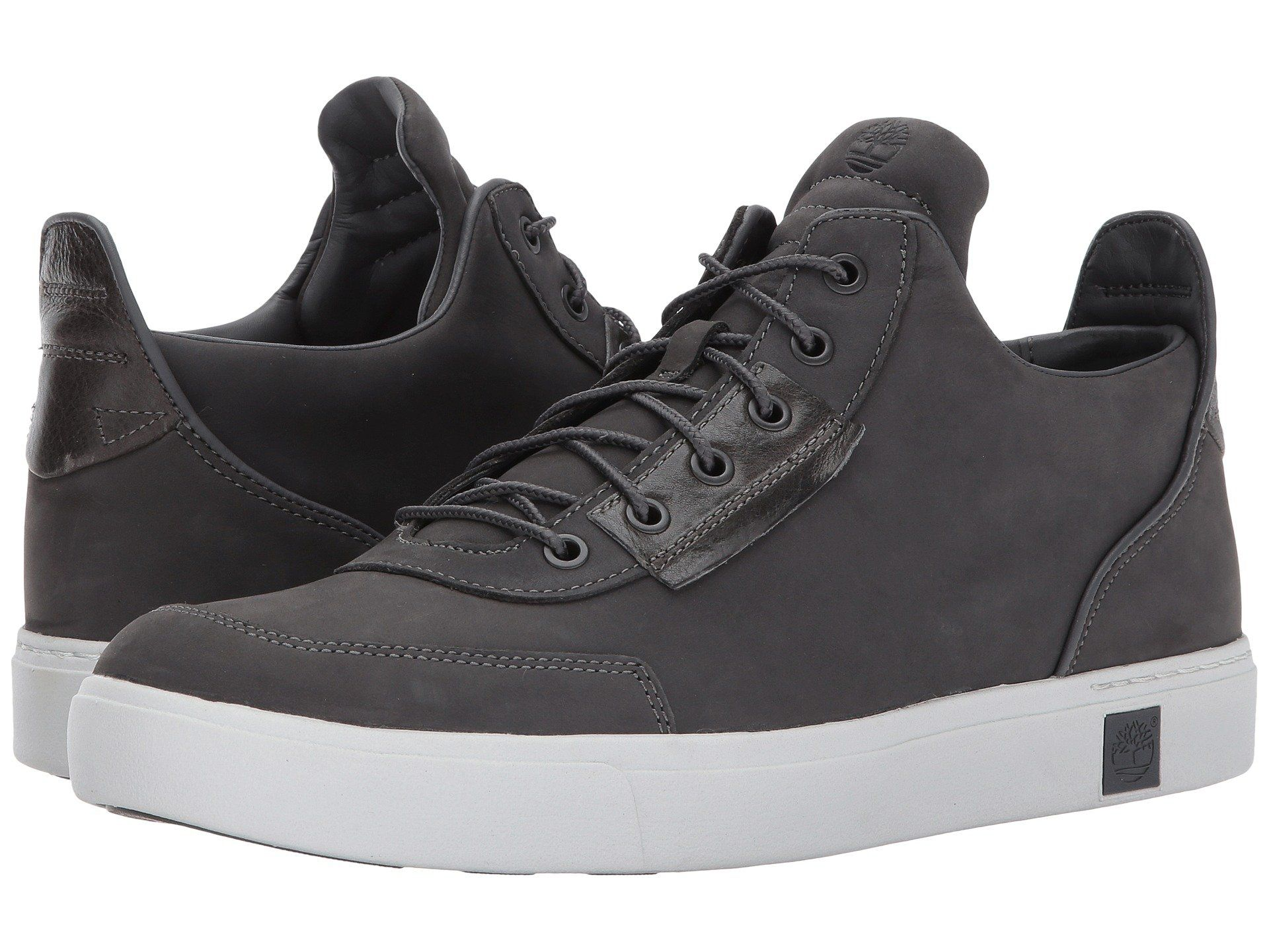 Timberland Amherst High Top Chukka In