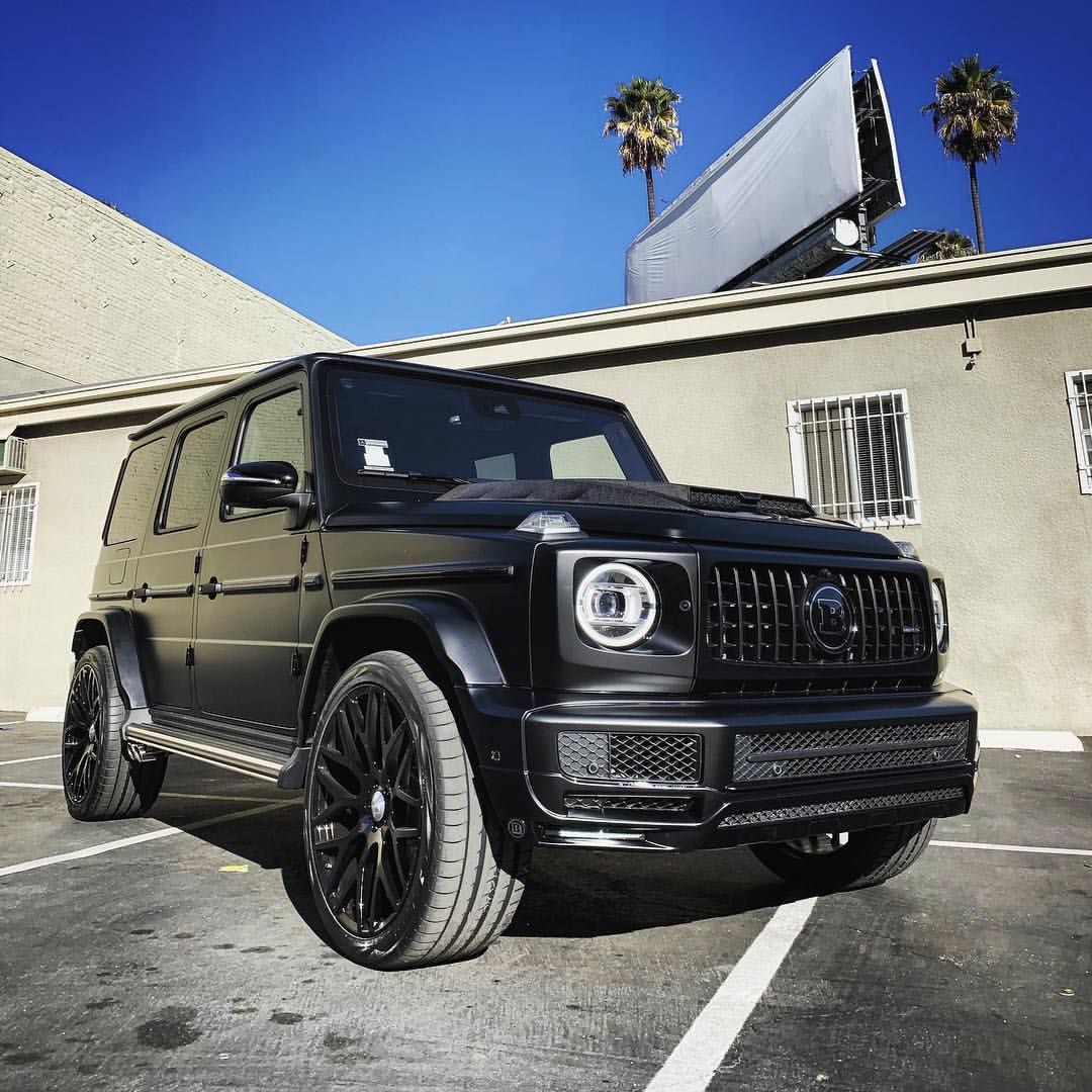 The First Official Brabus 2019 G Wagon In The Us We Are Also