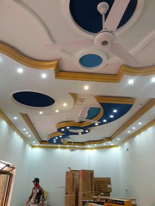 Pingl par rajesh sur tv wall units pinterest tenues for Decoration gypse marocain