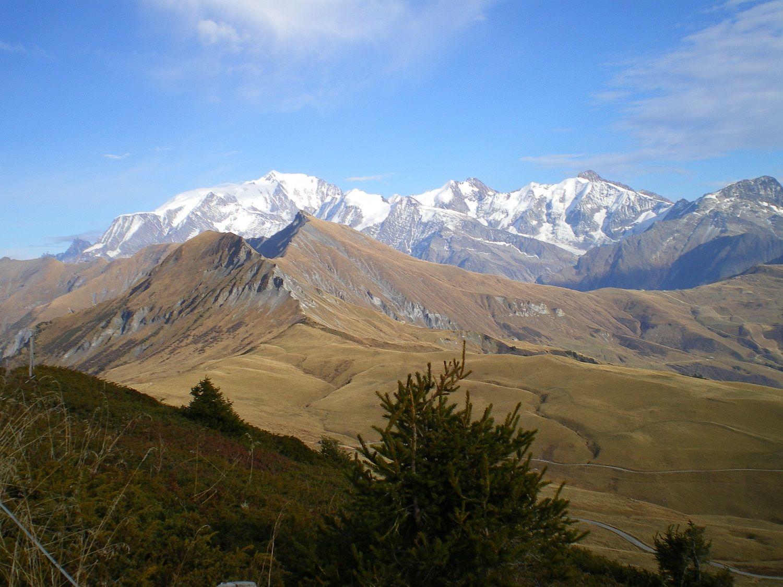 Les Alpages Vacances Montagne Paysage Montagne Beau Paysage