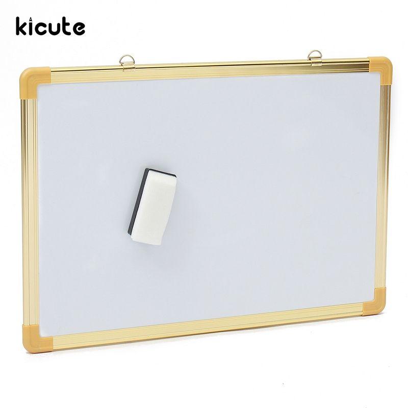 kicute dubbele side schrijven whiteboard whiteboard magnetische