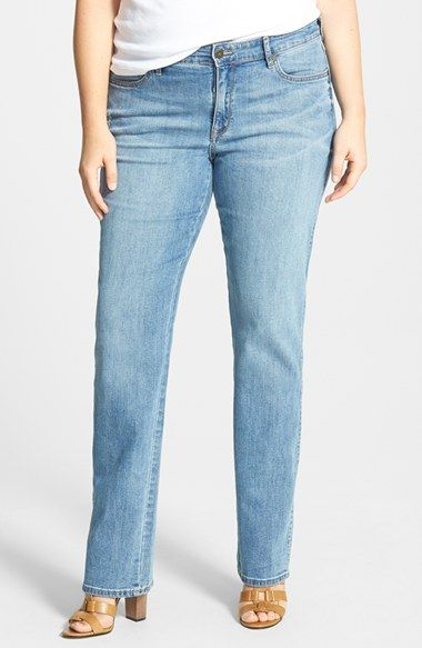 Seven7 Plus Size Skinny Jeans / Nordstrom http://rstyle.me/n ...