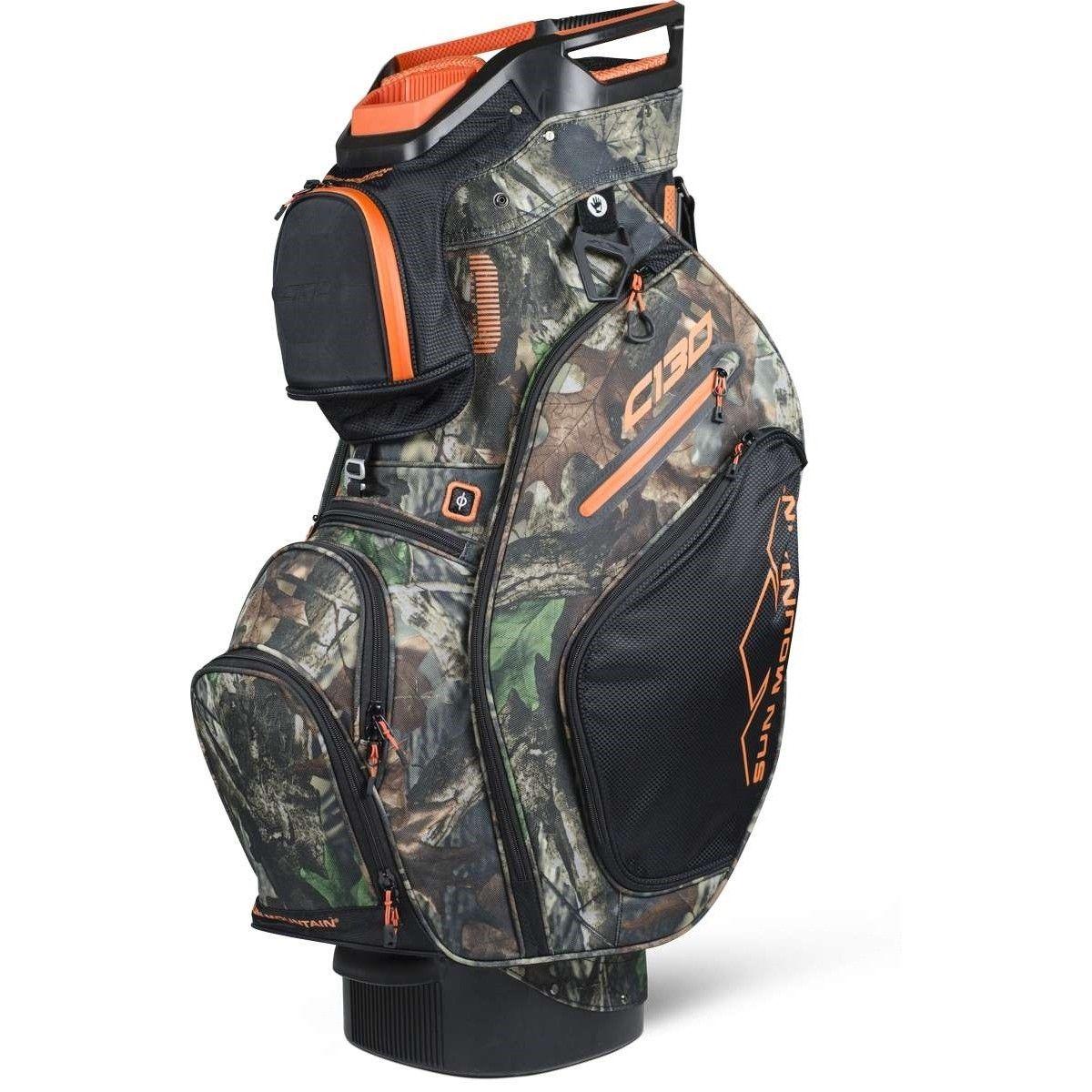 Sun Mountain C 130 Cart Bag 2018 Camo Golf Bags For Sale Golf Shoe Bag Golf Bags