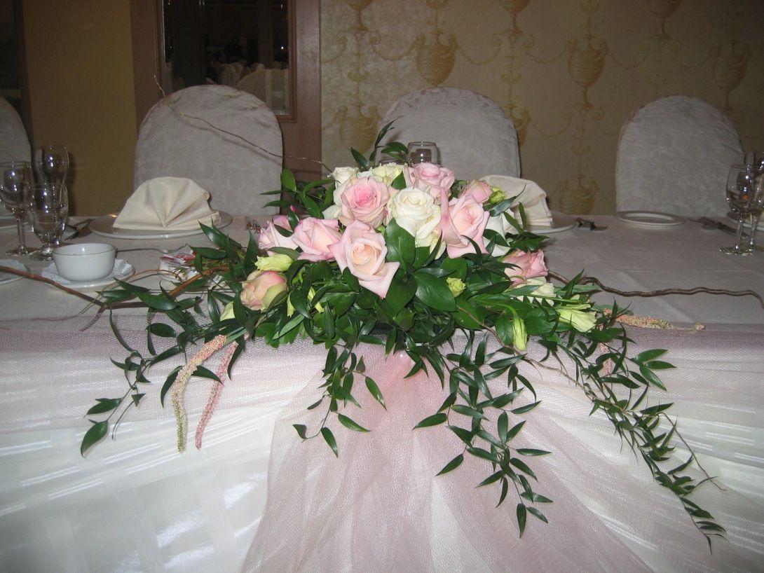 Table Decor Part - 50: View Wedding Decor   Head Table Decor   Best For Bride   Name: Budding .