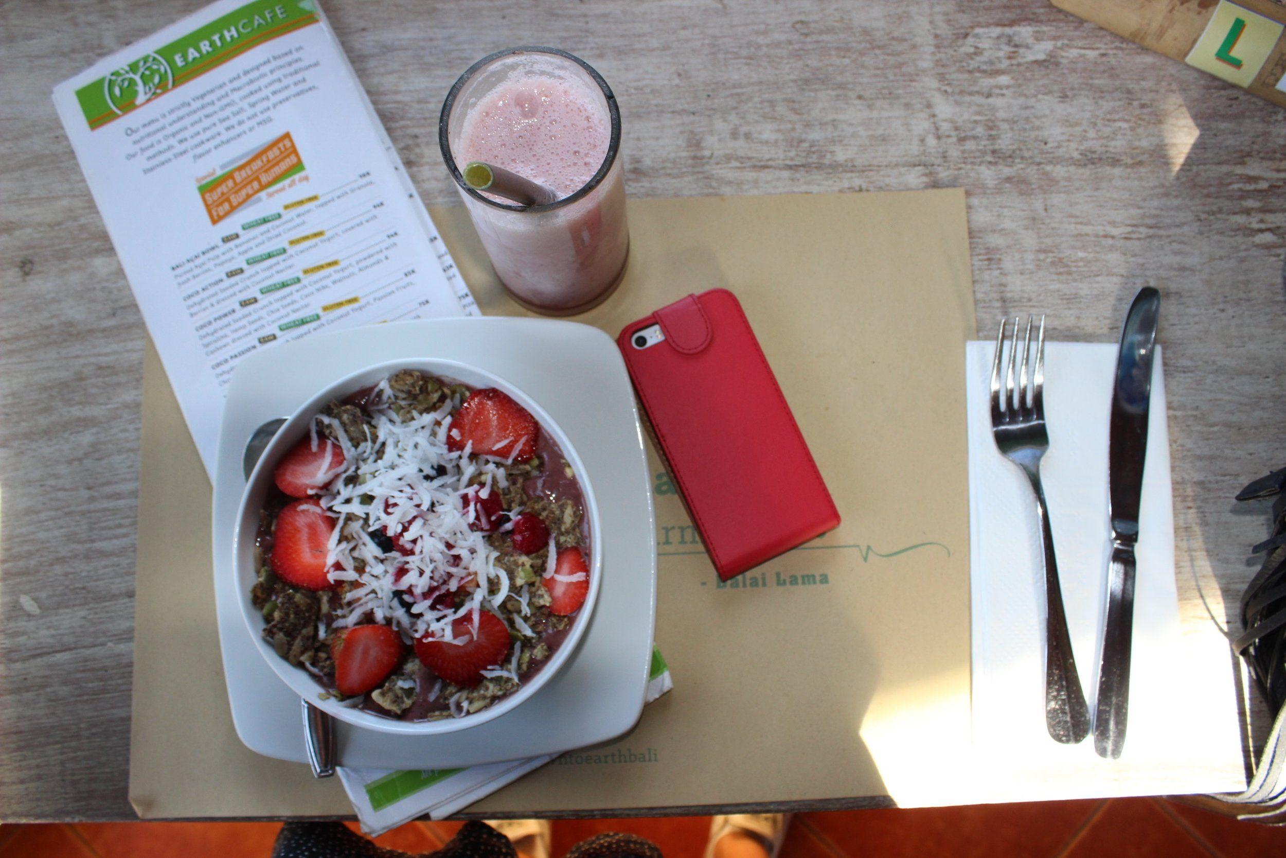 Earth Cafe & Market - Seminyak