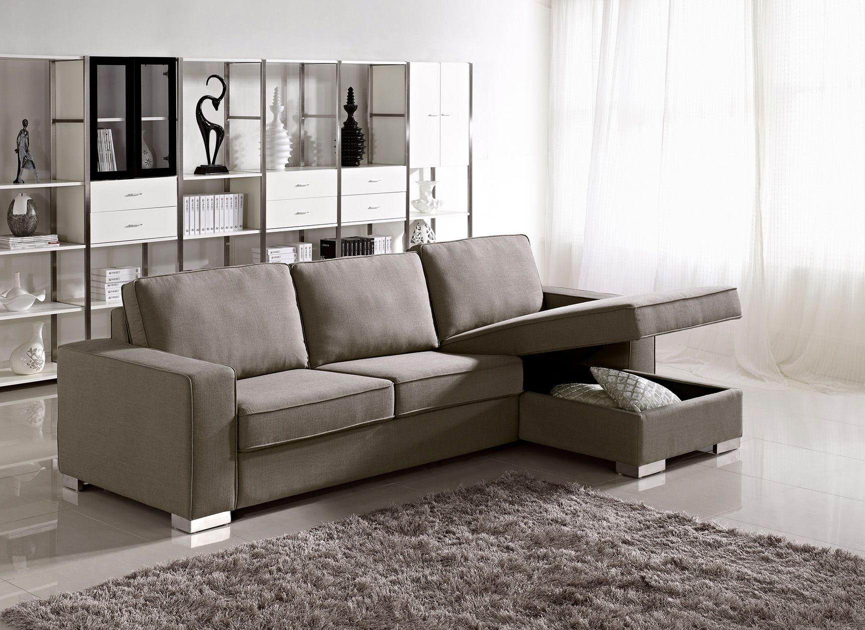 Apartment Size Sectional Sofa Beds | http://ml2r.com | Pinterest ...