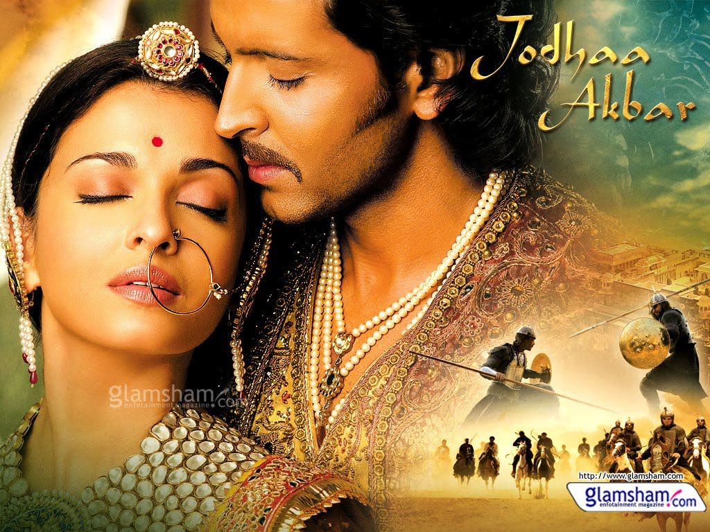 Jodhaa Akbar 2008 Hindi Blu-Ray With English Subtitles HD