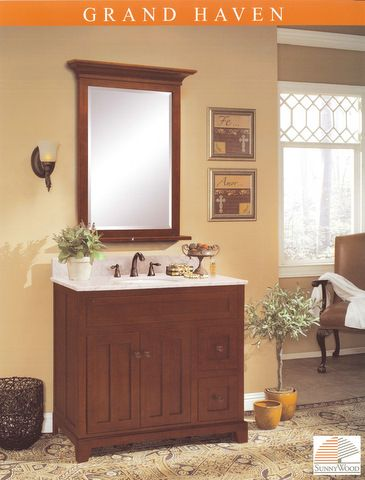 Sunnywood Bathroom Vanities Grand Haven Wood Vanity Vanity Cabinet Vanity