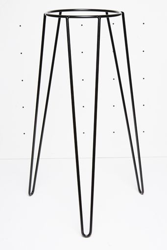 Wire Plant Stand Fits A Range Of Different Size Pots Including