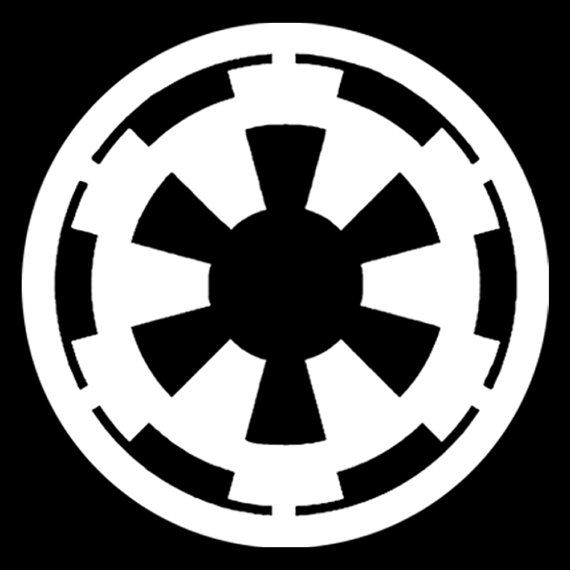 Star Wars Galactic Empire Symbol Stencil Free Stencil Gallery Star Wars Prints Star Wars Stencil Star Wars Symbols